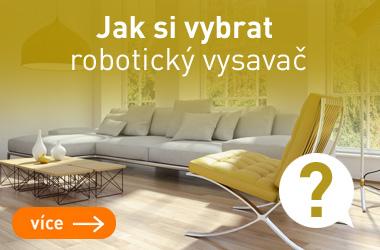 Jak si vybrat robotický vysavač?
