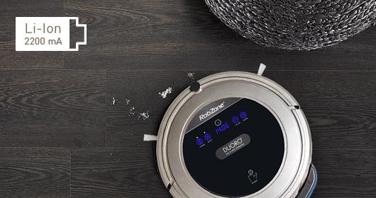 Duoro Xclean, robotický vysavač, který vysává i vytírá.